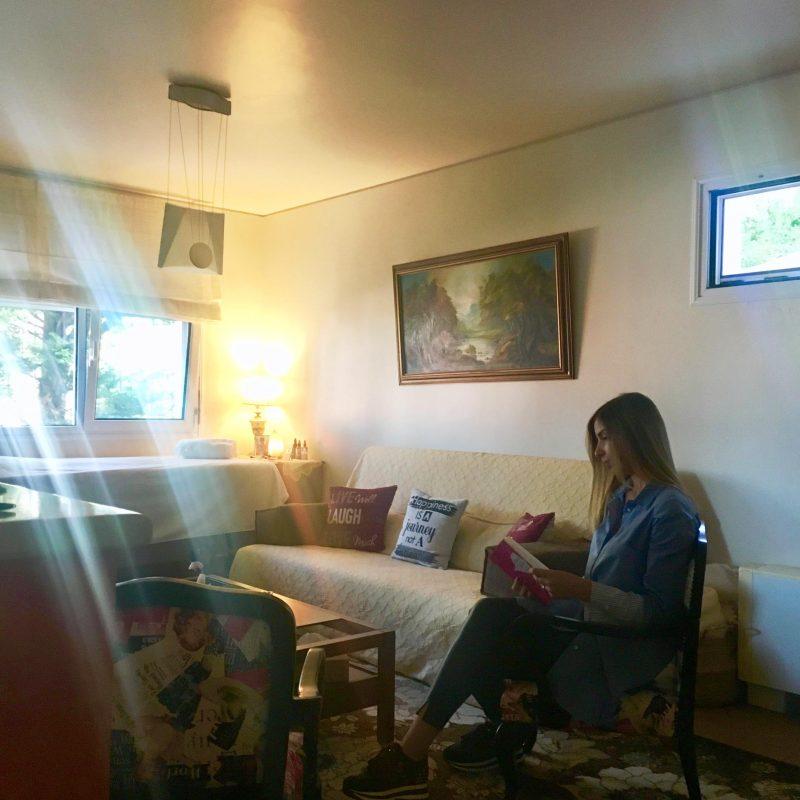 θεραπειες Ψυχοθεραπείας και Ρέικι - Εύη Χατζηγιάννη