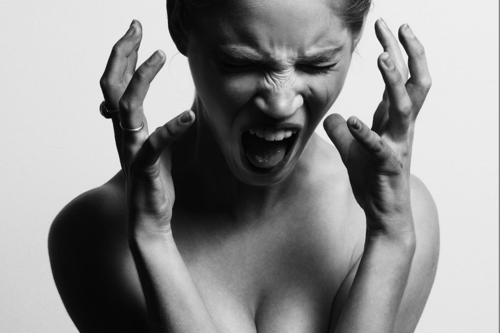 5 τάσεις Ρέικι και ο θυμός #ρέικι