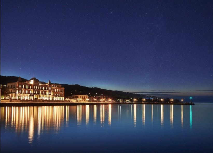 posidonio grand hotel spetses