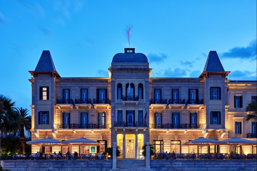 Posidonion Grand Hotel - SPetses